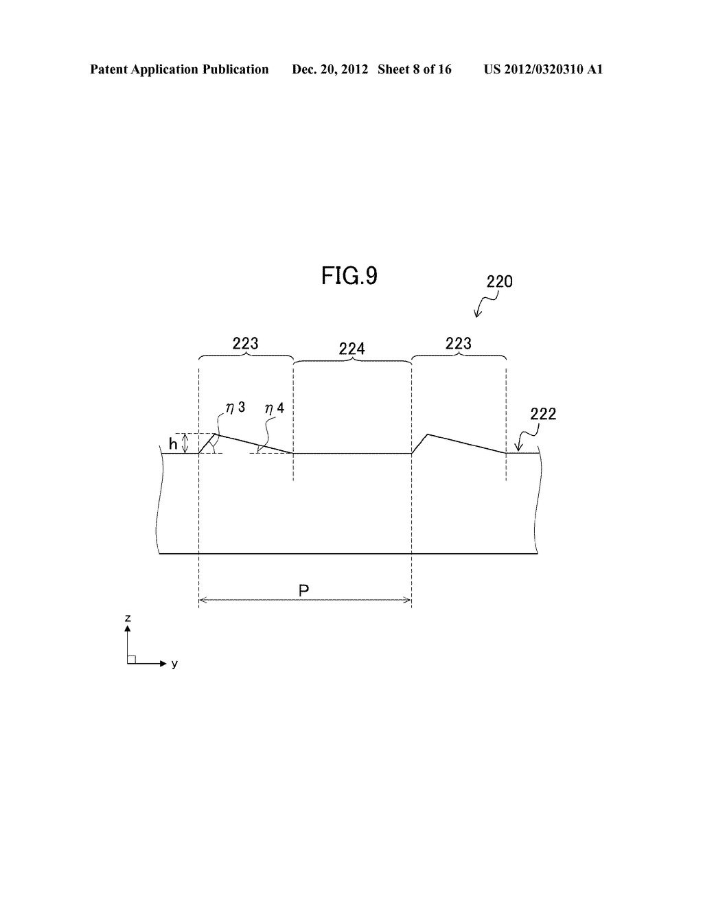 LIGHTING DEVICE, DISPLAY DEVICE AND LIQUID CRYSTAL DISPLAY DEVICE - diagram, schematic, and image 09