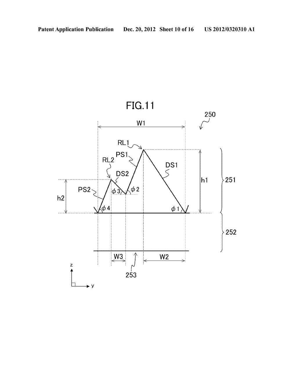 LIGHTING DEVICE, DISPLAY DEVICE AND LIQUID CRYSTAL DISPLAY DEVICE - diagram, schematic, and image 11