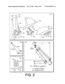 MONITOR STAND ASSEMBLY diagram and image