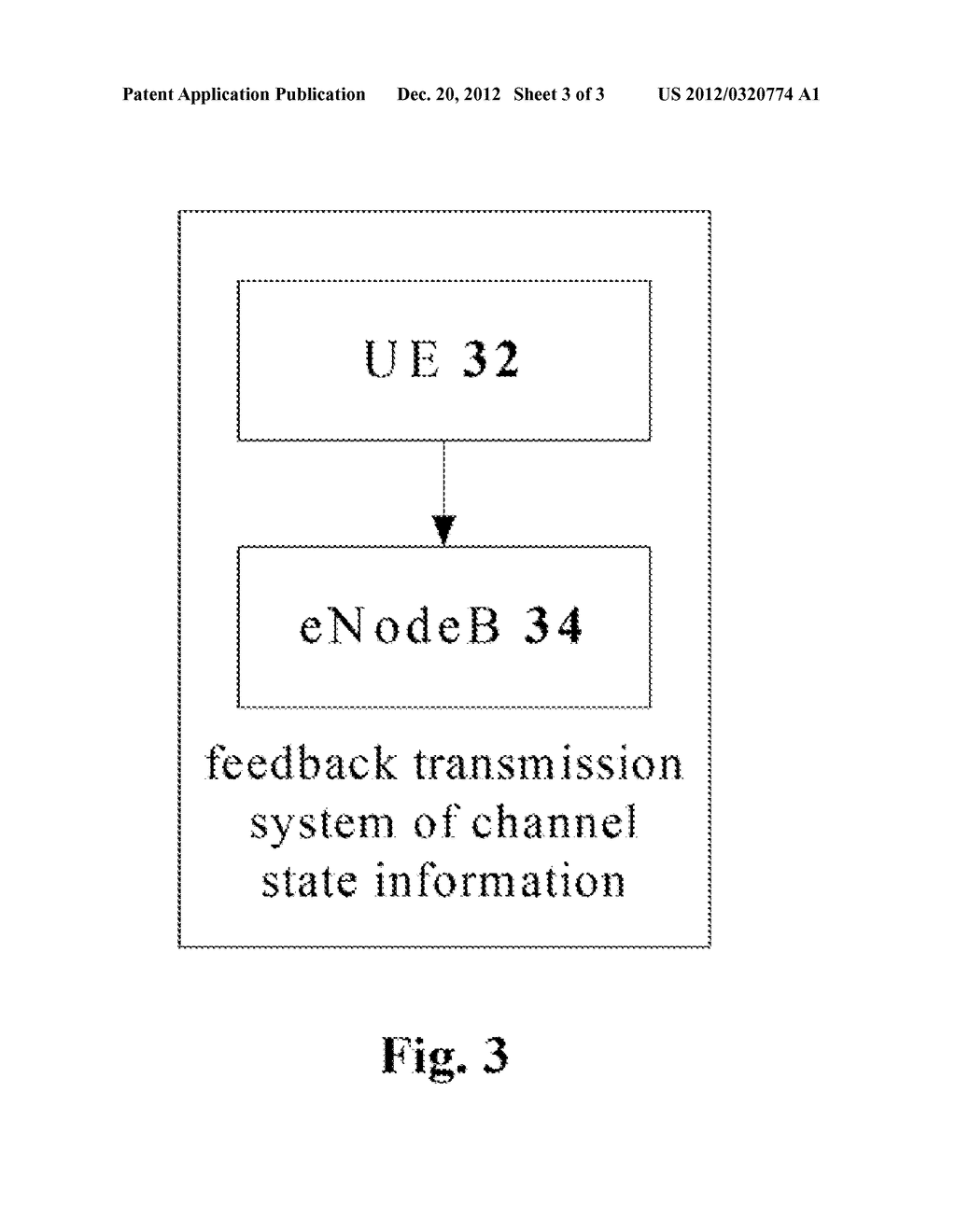 Method for Transmitting Feedback of Channel State Information and User     Equipment - diagram, schematic, and image 04