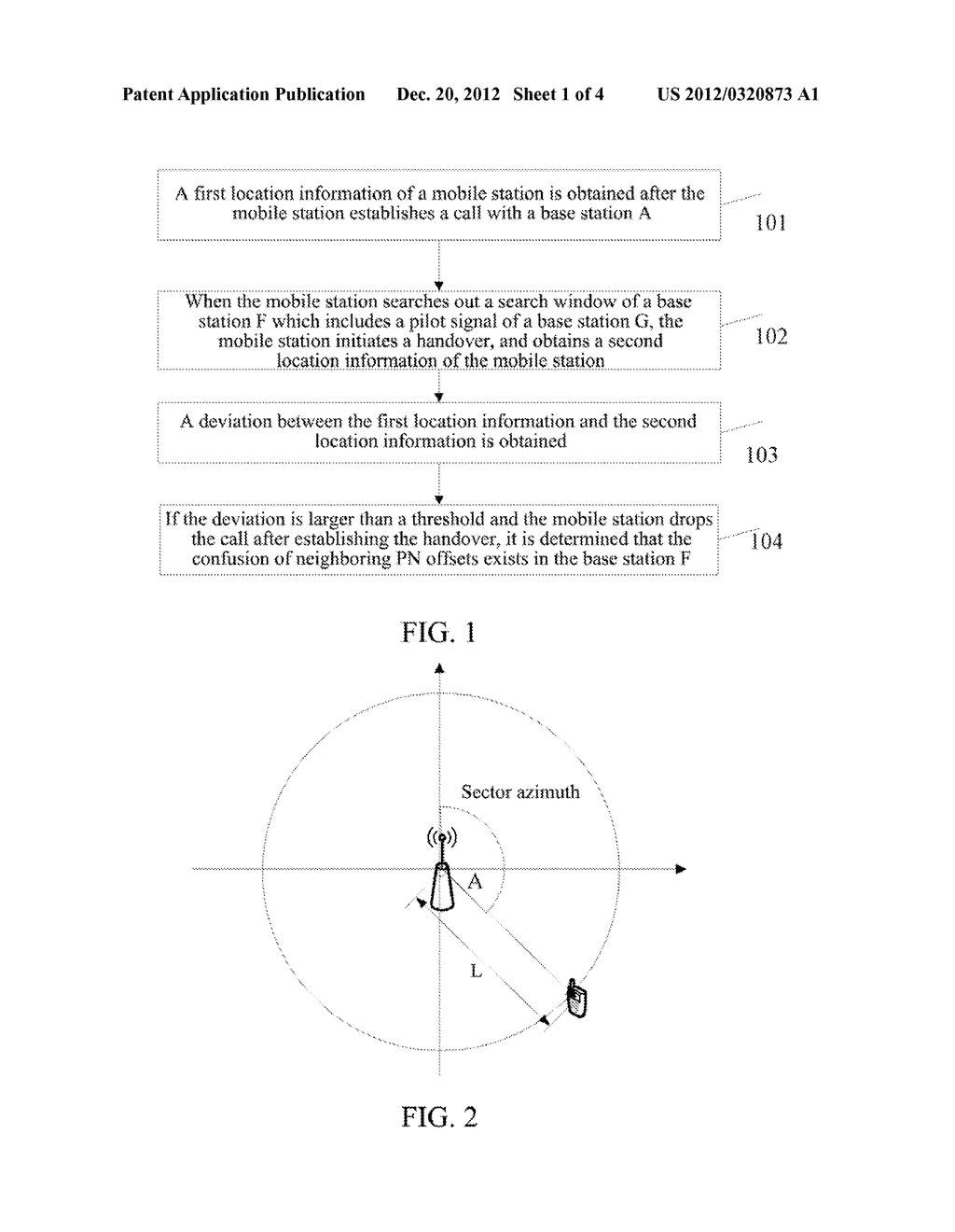 Method and Device for Identifying Neighboring Pseudorandom Number     Confusion - diagram, schematic, and image 02