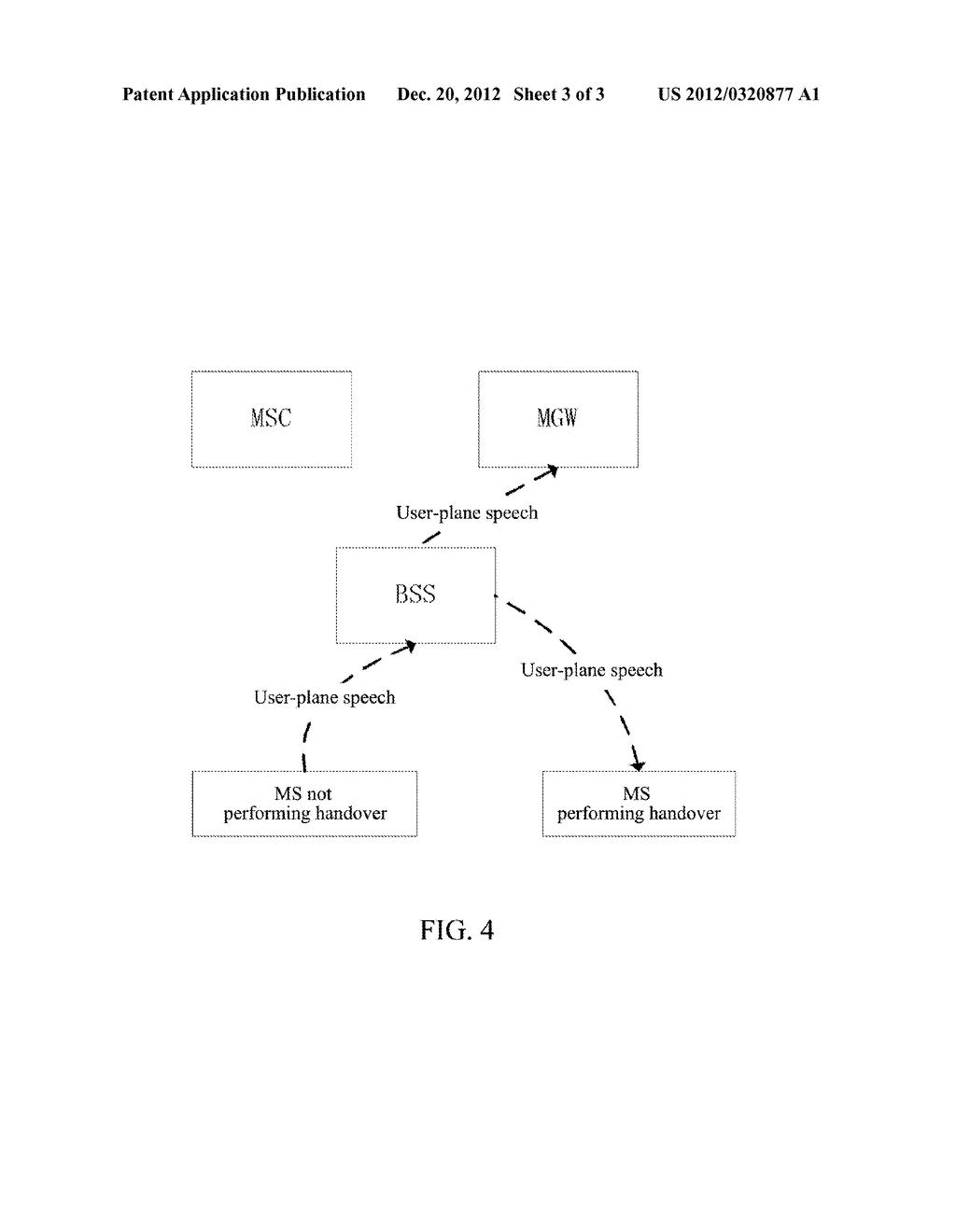 Method, System and Base Station Subsystem for Realizing Handover in Local     Switch - diagram, schematic, and image 04