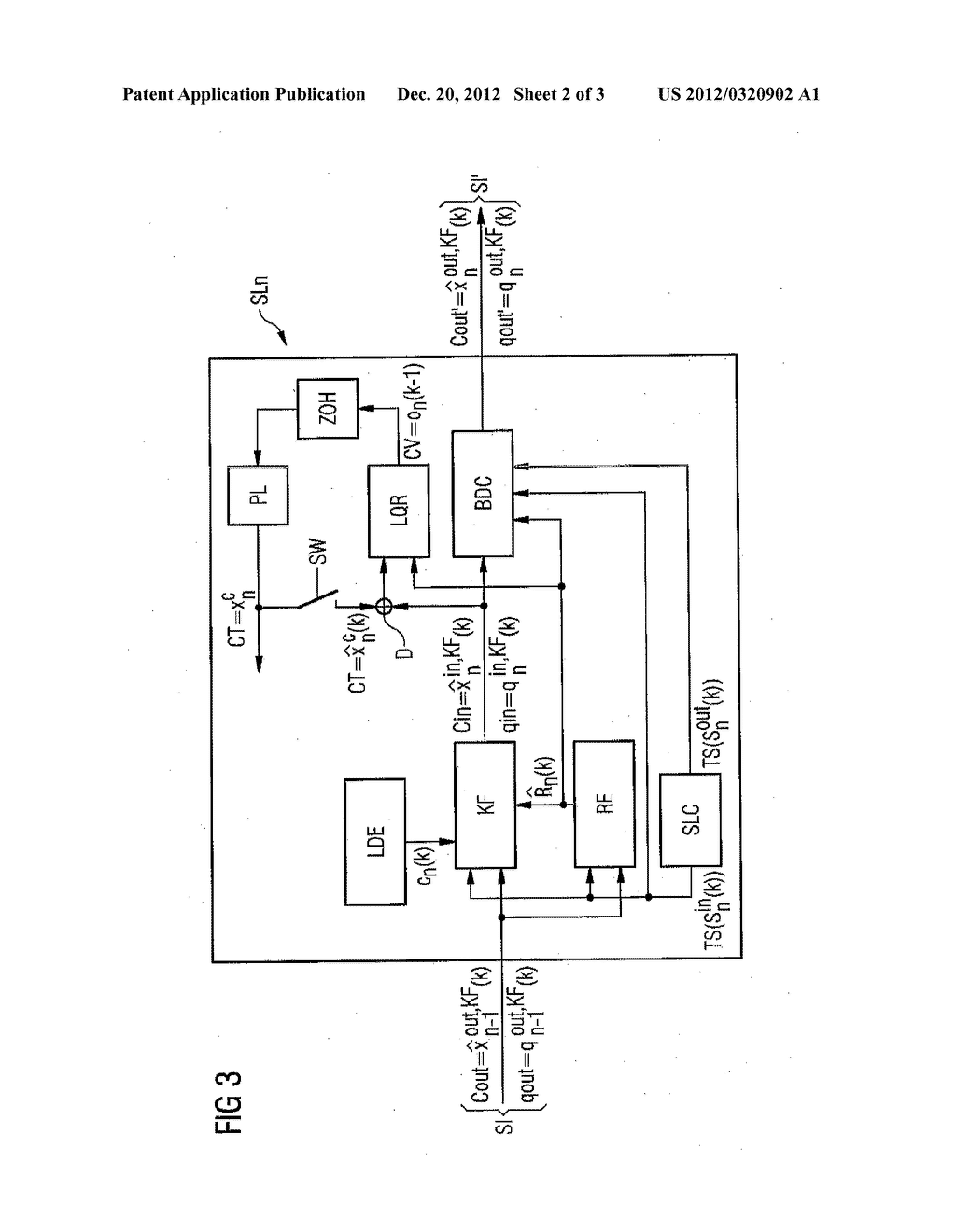 Method for Time Synchronization in a Communication Network - diagram, schematic, and image 03
