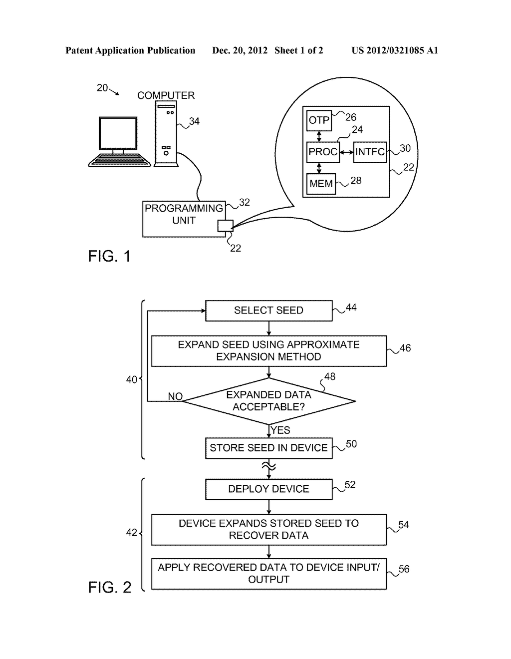 Data Expansion Using an Approximate Method - diagram, schematic, and image 02