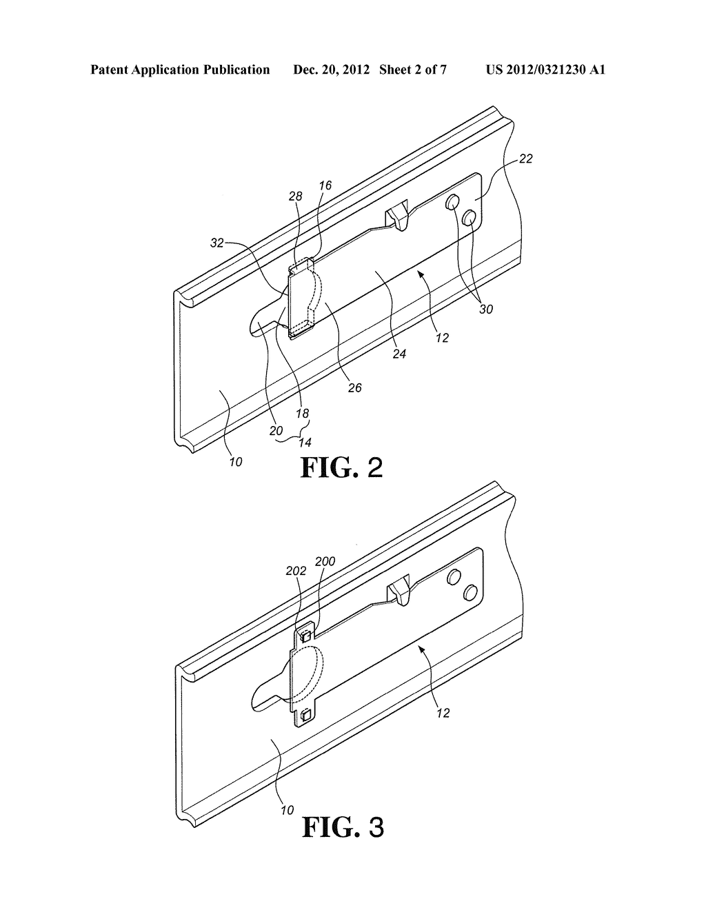 POSITIONING MECHANISM FOR QUICK RELEASE DEVICE OF SLIDE ASSEMBLY - diagram, schematic, and image 03