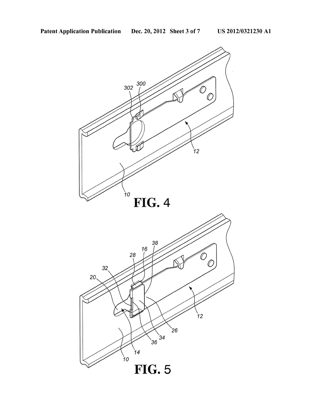 POSITIONING MECHANISM FOR QUICK RELEASE DEVICE OF SLIDE ASSEMBLY - diagram, schematic, and image 04