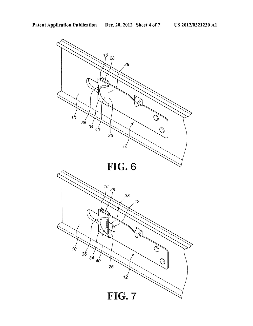 POSITIONING MECHANISM FOR QUICK RELEASE DEVICE OF SLIDE ASSEMBLY - diagram, schematic, and image 05