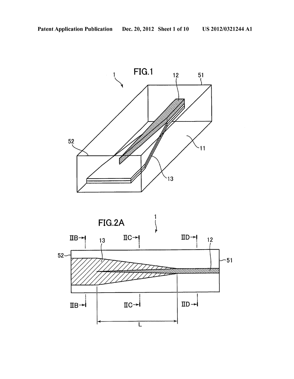 OPTICAL SEMICONDUCTOR DEVICE, AND MANUFACTURING METHOD THEREOF - diagram, schematic, and image 02