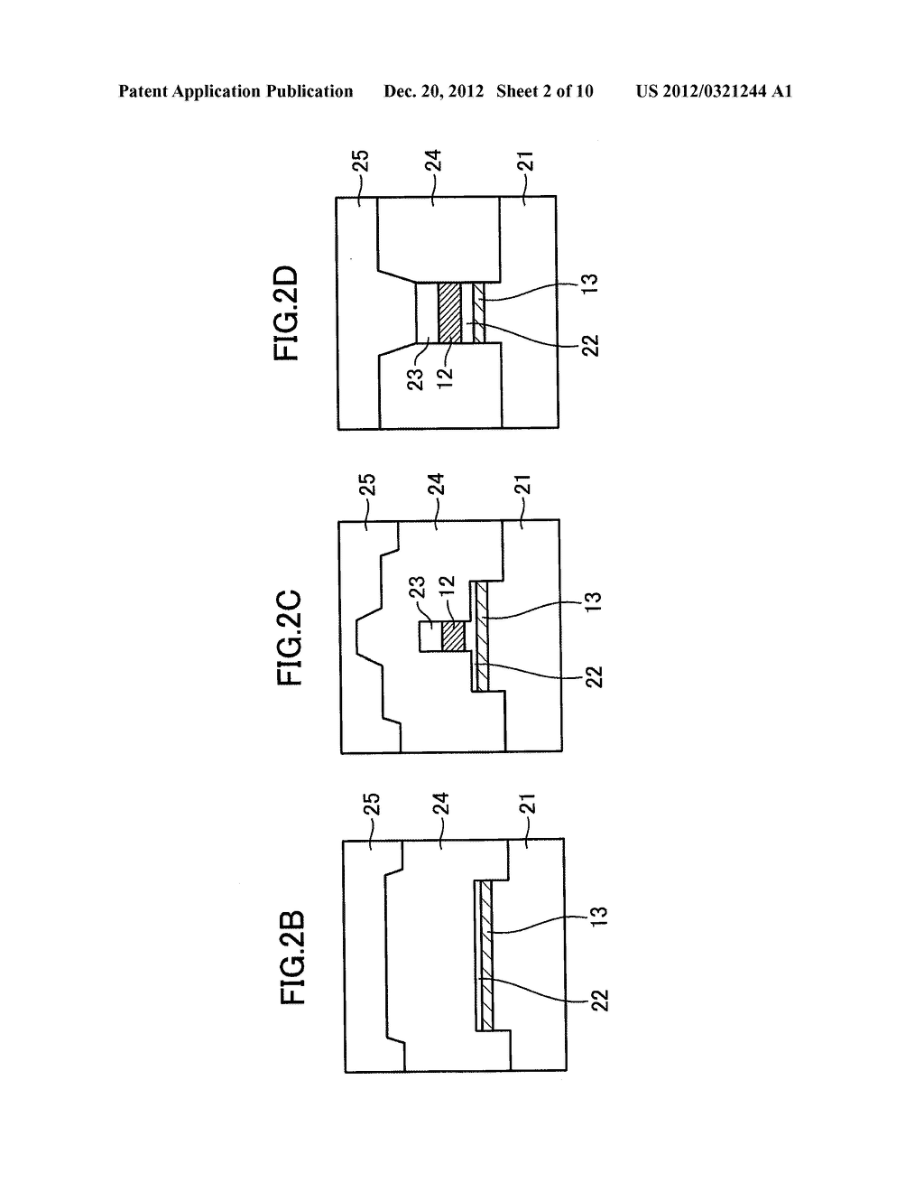 OPTICAL SEMICONDUCTOR DEVICE, AND MANUFACTURING METHOD THEREOF - diagram, schematic, and image 03