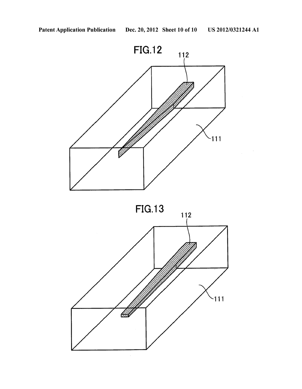 OPTICAL SEMICONDUCTOR DEVICE, AND MANUFACTURING METHOD THEREOF - diagram, schematic, and image 11
