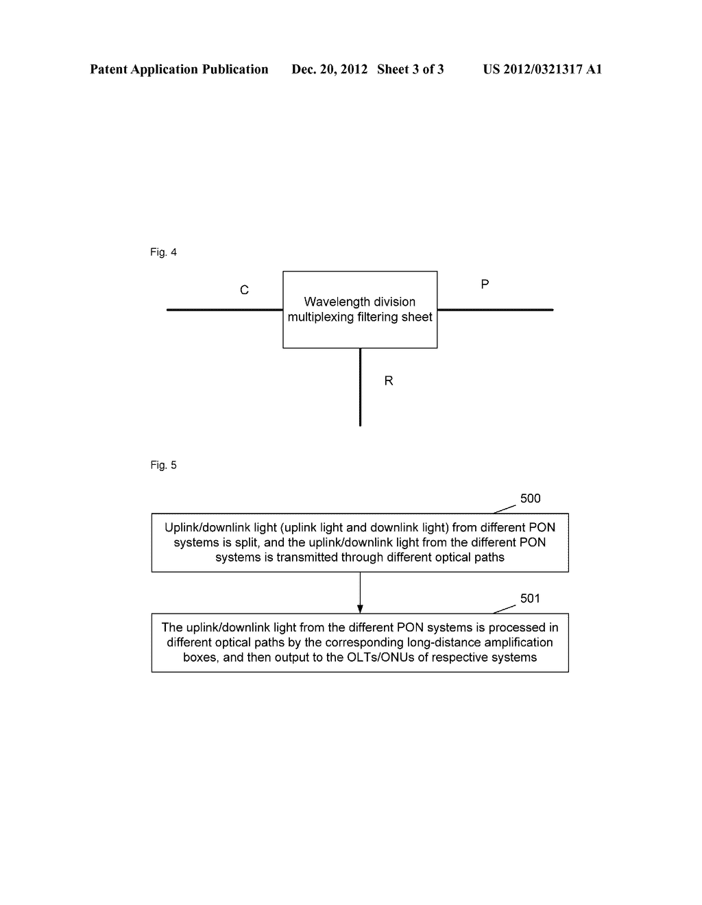 Long-Distance Box and Method for Processing Uplink and Downlink Lights     Thereof - diagram, schematic, and image 04