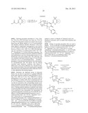 BRIDGED POLYCYCLIC COMPOUNDS diagram and image