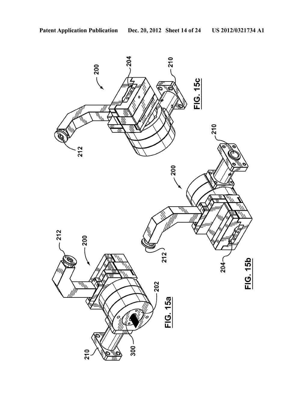 METHOD AND APPARATUS FOR EXTRUSION OF THERMOPLASTIC HANDRAIL - diagram, schematic, and image 15