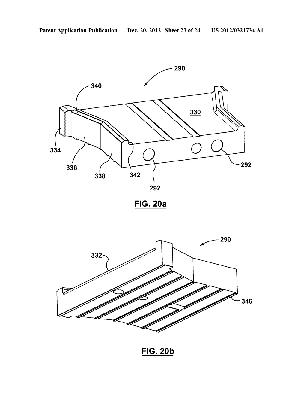 METHOD AND APPARATUS FOR EXTRUSION OF THERMOPLASTIC HANDRAIL - diagram, schematic, and image 24