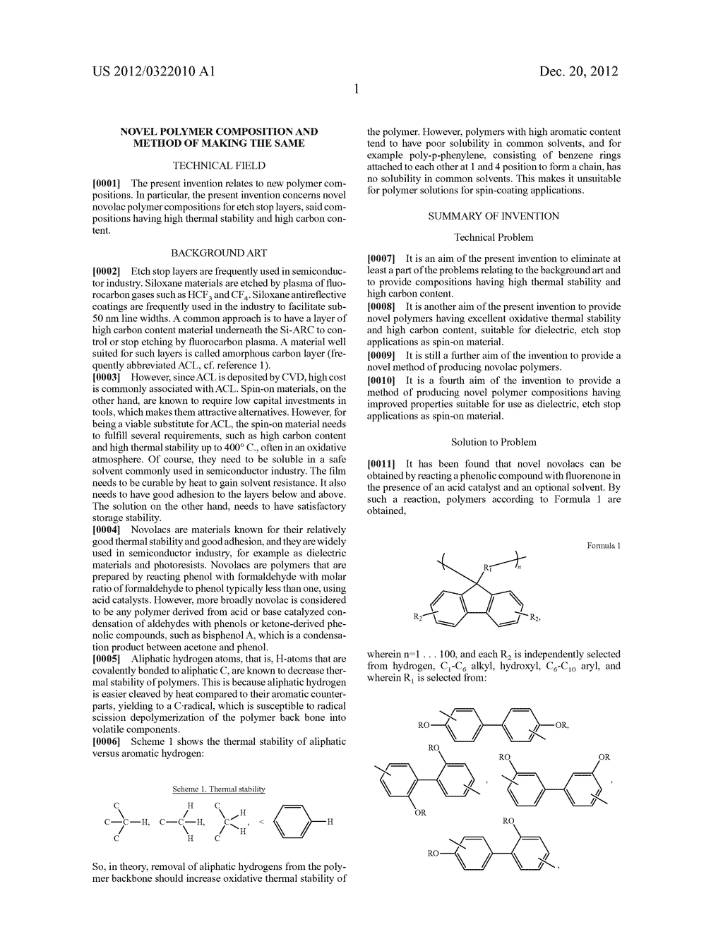 Novel polymer composition and method of making the same - diagram, schematic, and image 03