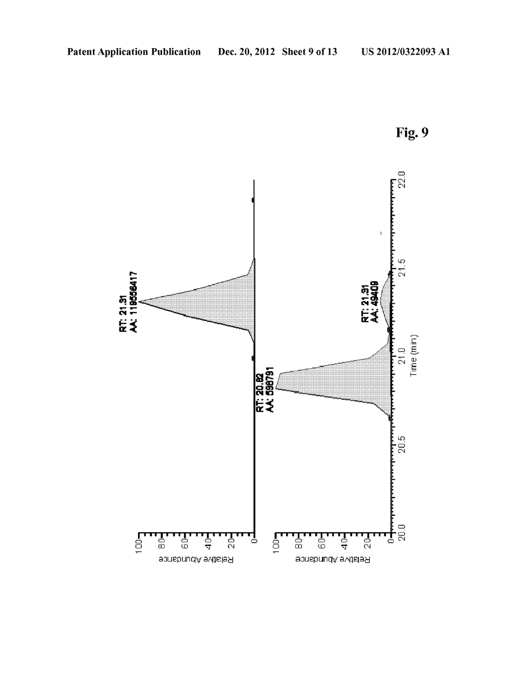 METHOD FOR THE DETERMINATION OF SEQUENCE VARIANTS OF POLYPEPTIDES - diagram, schematic, and image 10