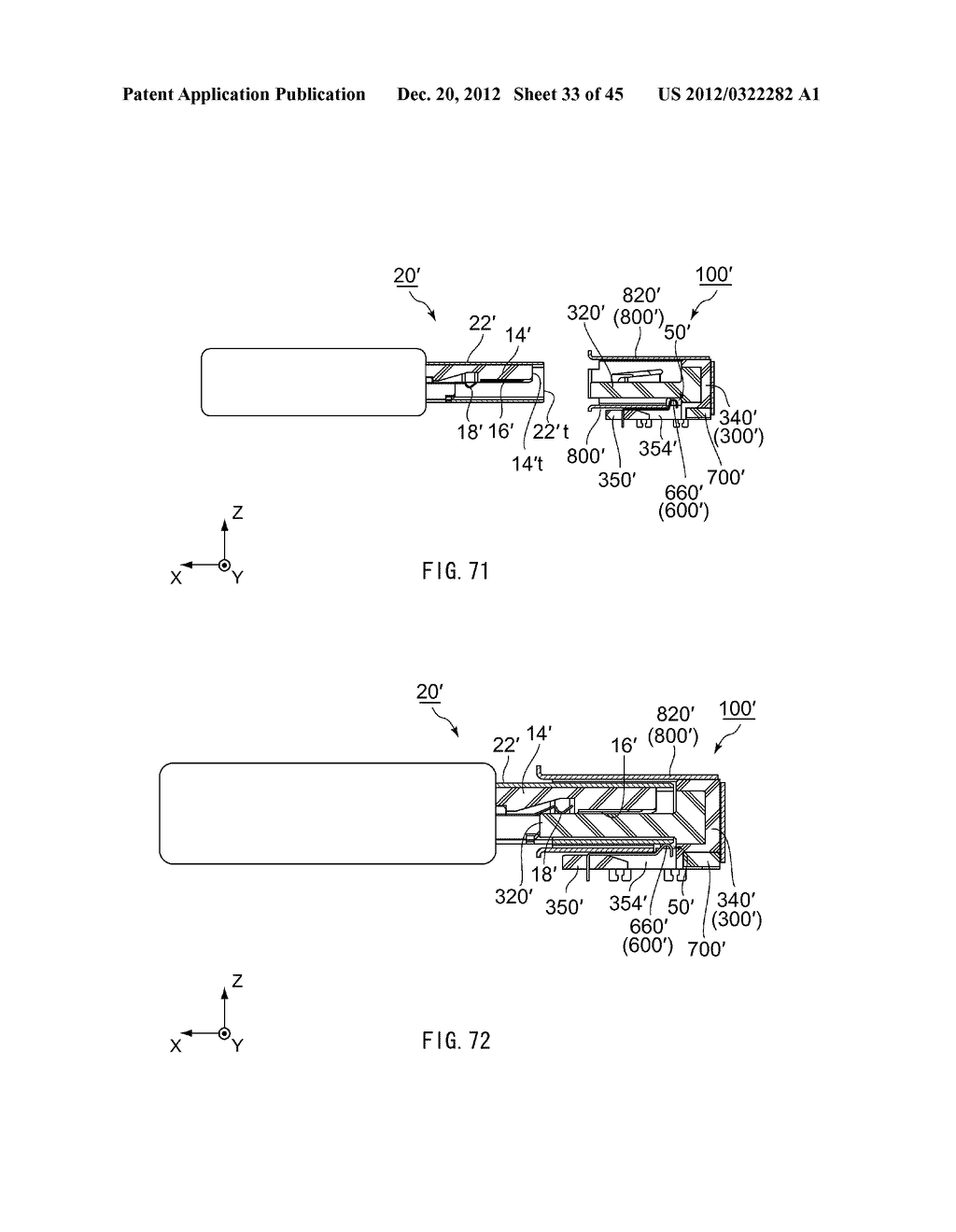 Special Usb Plug Having Different Structure From Standard Schematic And Receptacle Matable With The Diagram Image 34