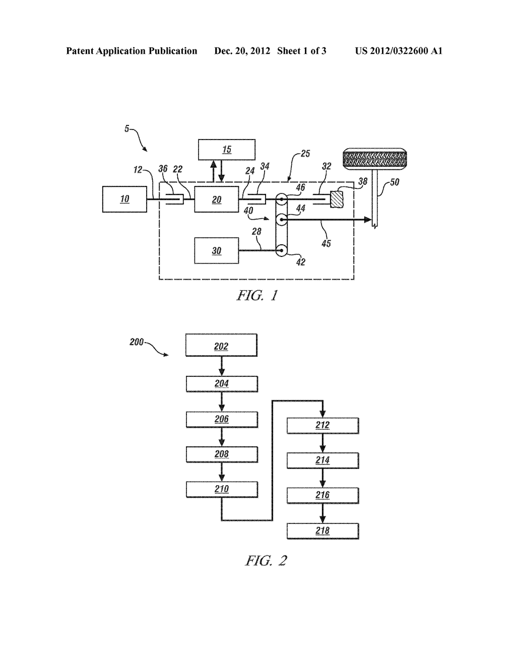 METHOD AND APPARATUS FOR EXECUTING A SHIFT IN A POWERTRAIN SYSTEM - diagram, schematic, and image 02