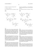 Triazolylphenyl sulfonamides as serine/threonine kinase inhibitors diagram and image