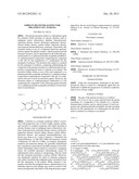 GHRELIN RECEPTOR AGONIST FOR TREATMENT OF CACHEXIA diagram and image