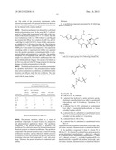 Epothilone Compounds, Preparation Method and Use Thereof diagram and image