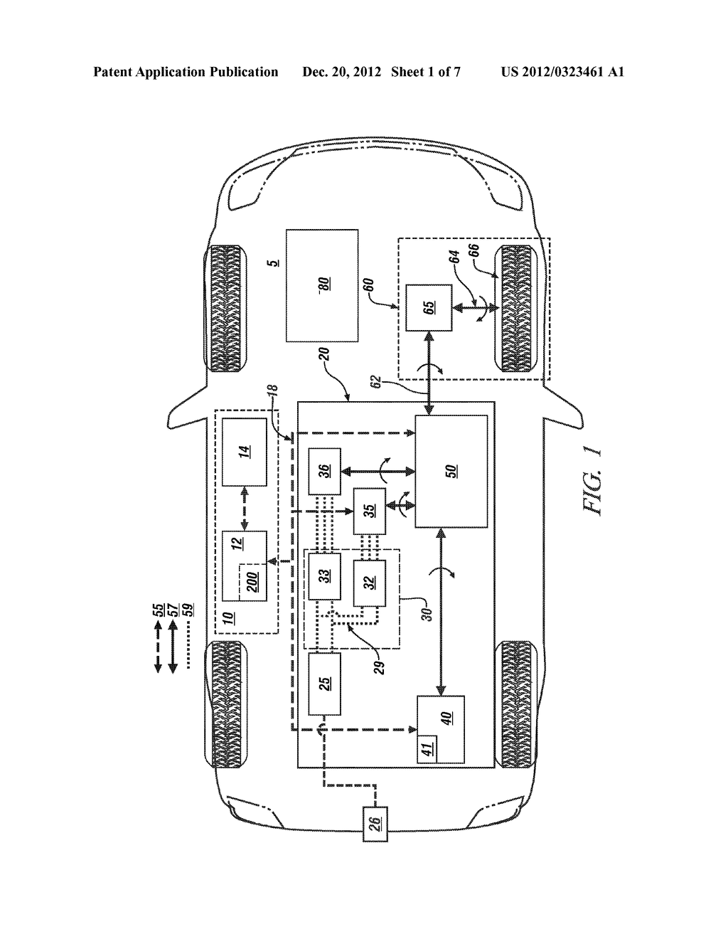 METHOD AND APPARATUS FOR CONTROLLING HYBRID POWERTRAIN SYSTEM IN RESPONSE     TO ENGINE TEMPERATURE - diagram, schematic, and image 02