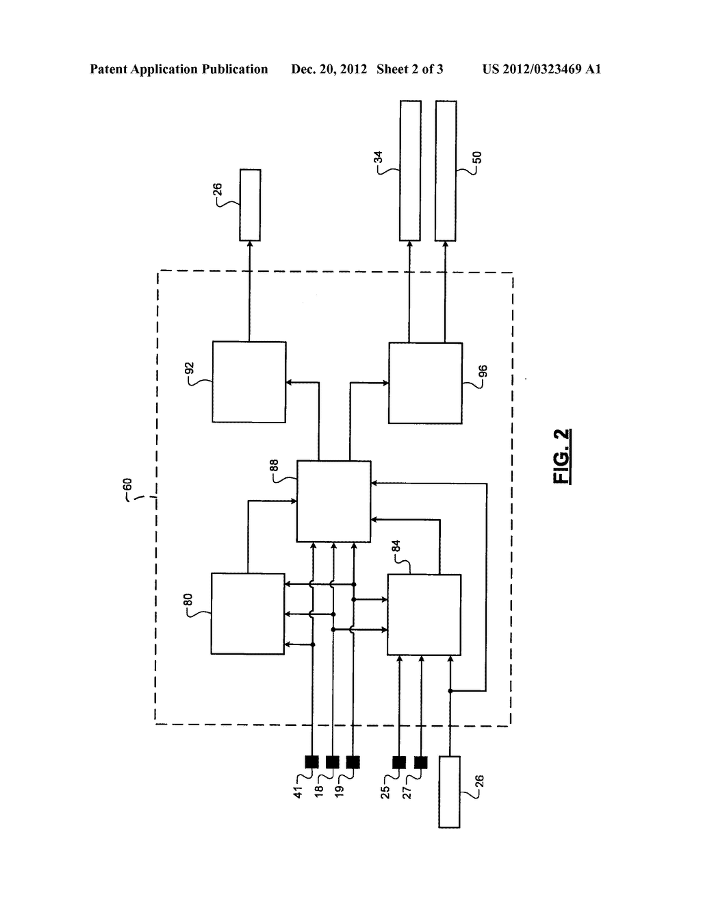 SYSTEM AND METHOD FOR CONTROLLING EXHAUST GAS RECIRCULATION - diagram, schematic, and image 03