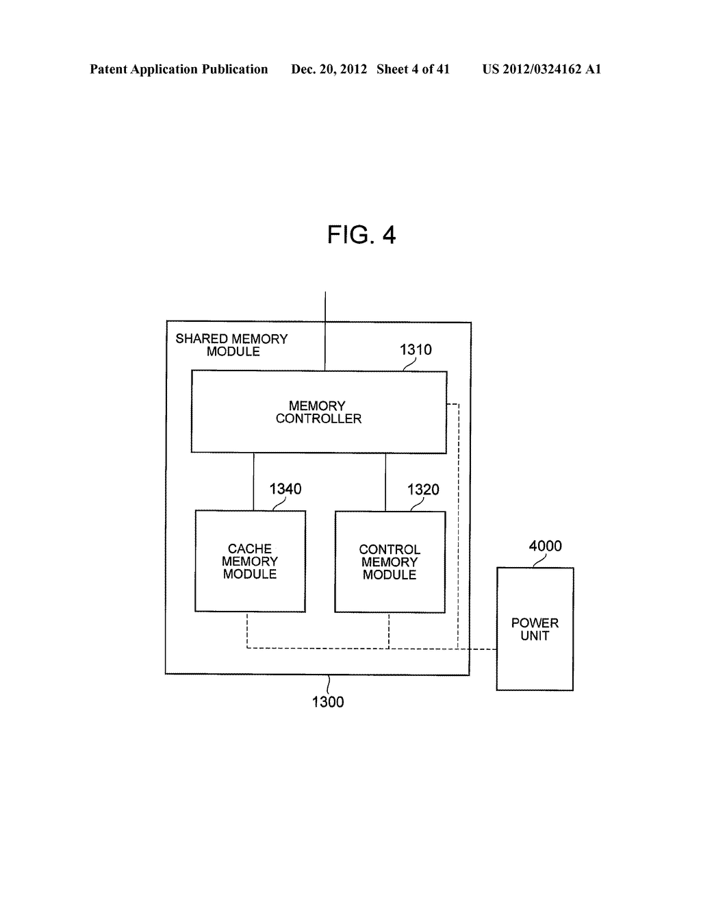 STORAGE SYSTEM COMPRISING FUNCTION FOR REDUCING POWER CONSUMPTION - diagram, schematic, and image 05