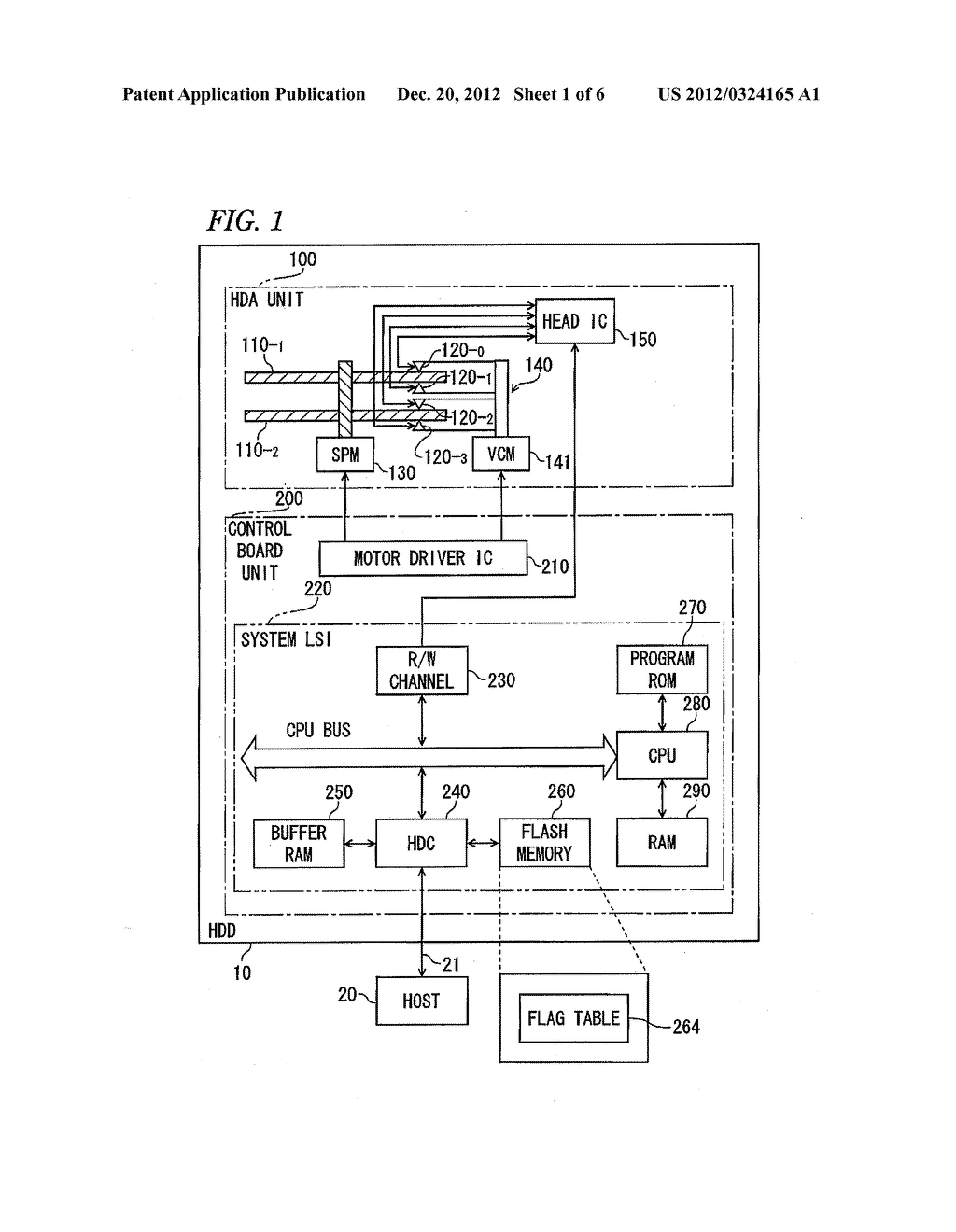MEMORY CONTROL DEVICE AND MEMORY CONTROL METHOD - diagram, schematic, and image 02