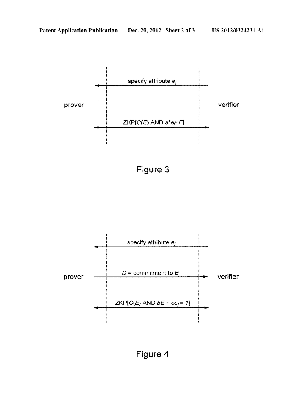 ATTRIBUTES IN CRYPTOGRAPHIC CREDENTIALS - diagram, schematic, and image 03
