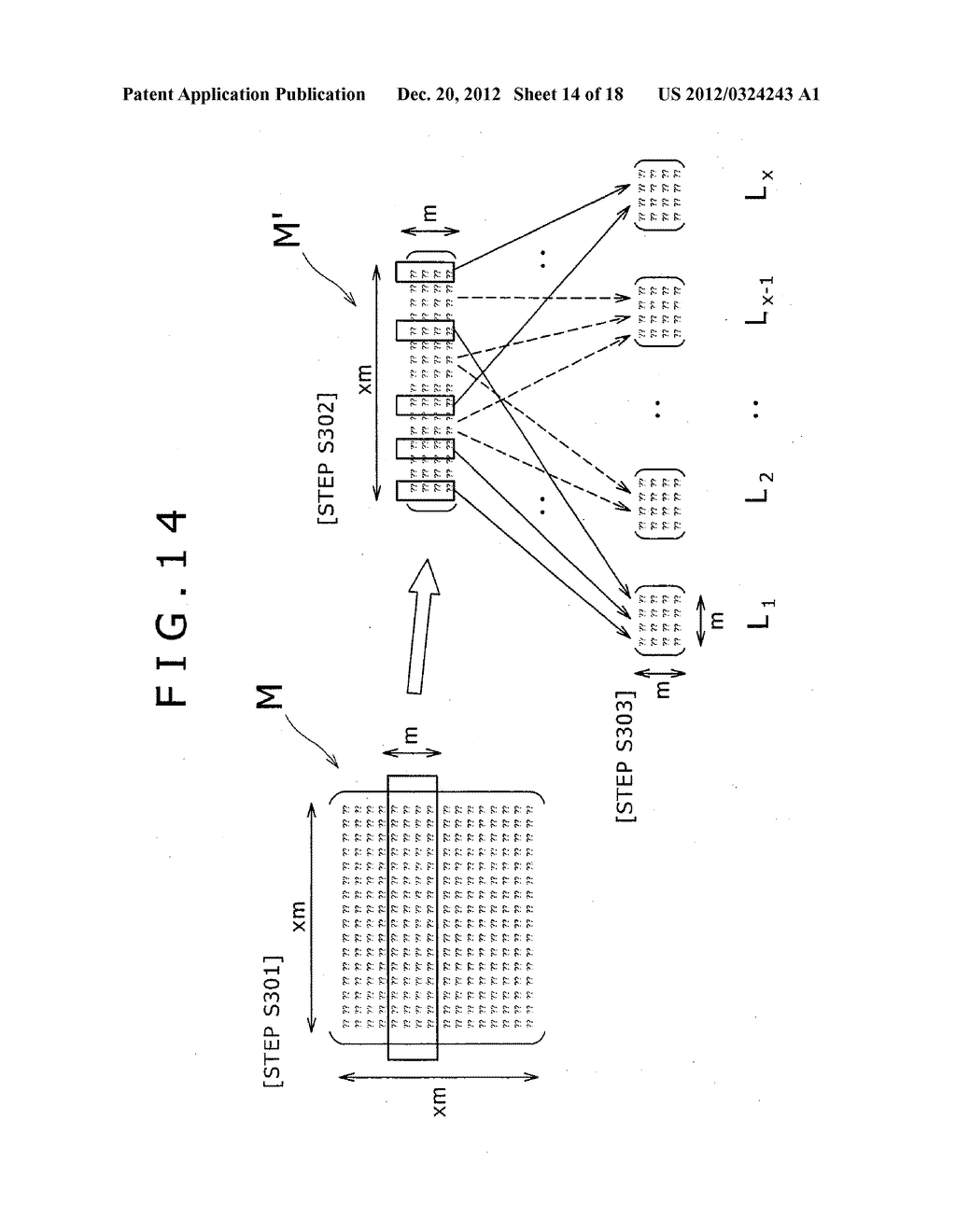 CRYPTOGRAPHIC PROCESSING APPARATUS, CRYPTOGRAPHIC PROCESSING METHOD, AND     COMPUTER PROGRAM THEREFOR - diagram, schematic, and image 15