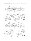 TRANSITION MOLDING AND INSTALLATION METHODS THEREFOR diagram and image
