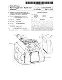 Propellant Charge Magazine and Combat Compartment Equipped with a     Propellant Charge Magazine diagram and image