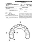 MOUTHGUARD FORMED OF PROPYLENE/ALPHA-OLEFIN POLYMER ELASTOMER diagram and image