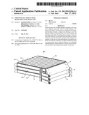 PHOTOVOLTAIC MODULE WITH REMOVABLE WIND DEFLECTOR diagram and image