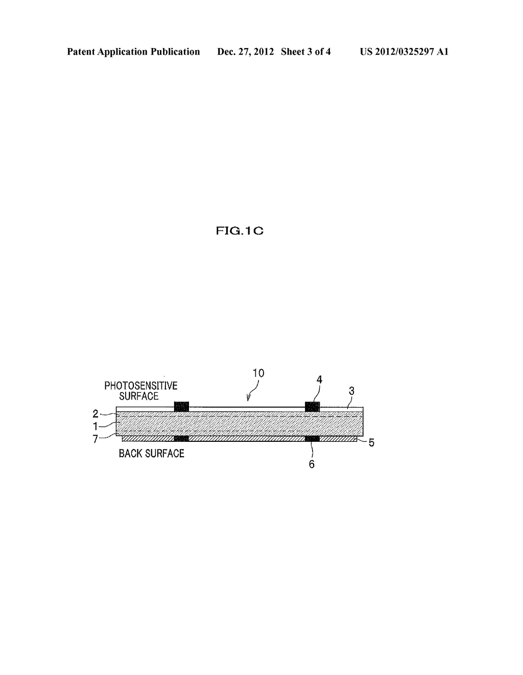 GLASS COMPOSITION AND CONDUCTIVE PASTE FOR ALUMINUM ELECTRODE WIRING,     ELECTRONIC COMPONENT PROVIDED WITH THAT ALUMINUM ELECTRODE WIRING AND     METHOD FOR PRODUCING THIS ELECTRONIC COMPONENT - diagram, schematic, and image 04