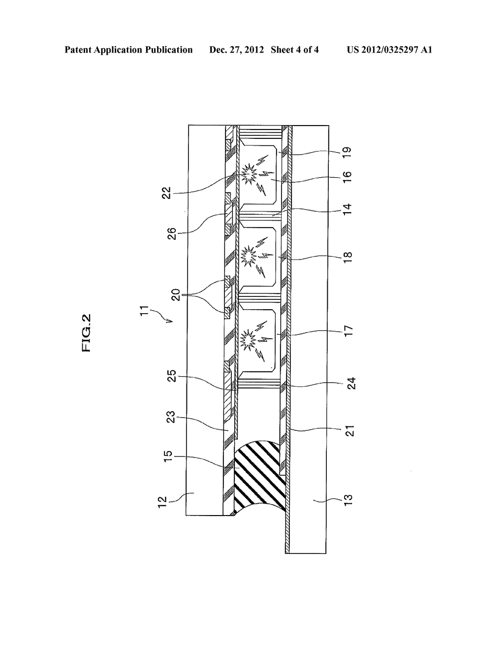 GLASS COMPOSITION AND CONDUCTIVE PASTE FOR ALUMINUM ELECTRODE WIRING,     ELECTRONIC COMPONENT PROVIDED WITH THAT ALUMINUM ELECTRODE WIRING AND     METHOD FOR PRODUCING THIS ELECTRONIC COMPONENT - diagram, schematic, and image 05