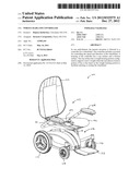 WHEELCHAIR AND CONTROLLER diagram and image