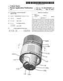 CONTAINER CAP HAVING BLADE PROTECTOR diagram and image
