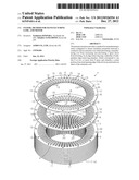 STATOR, METHOD FOR MANUFACTURING SAME, AND MOTOR diagram and image