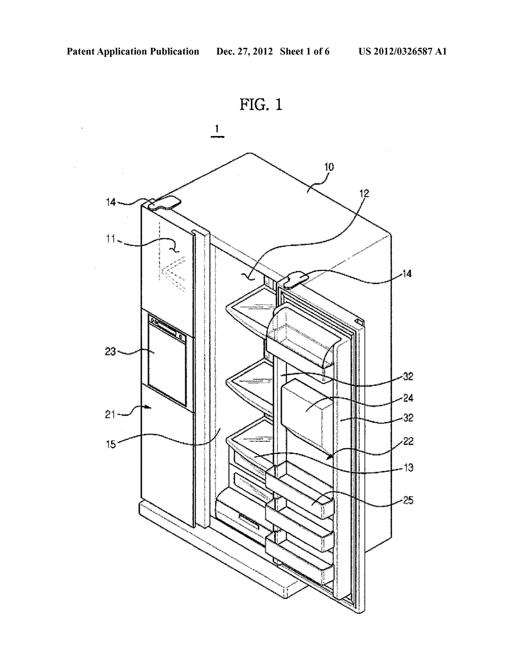REFRIGERATOR - diagram, schematic, and image 02