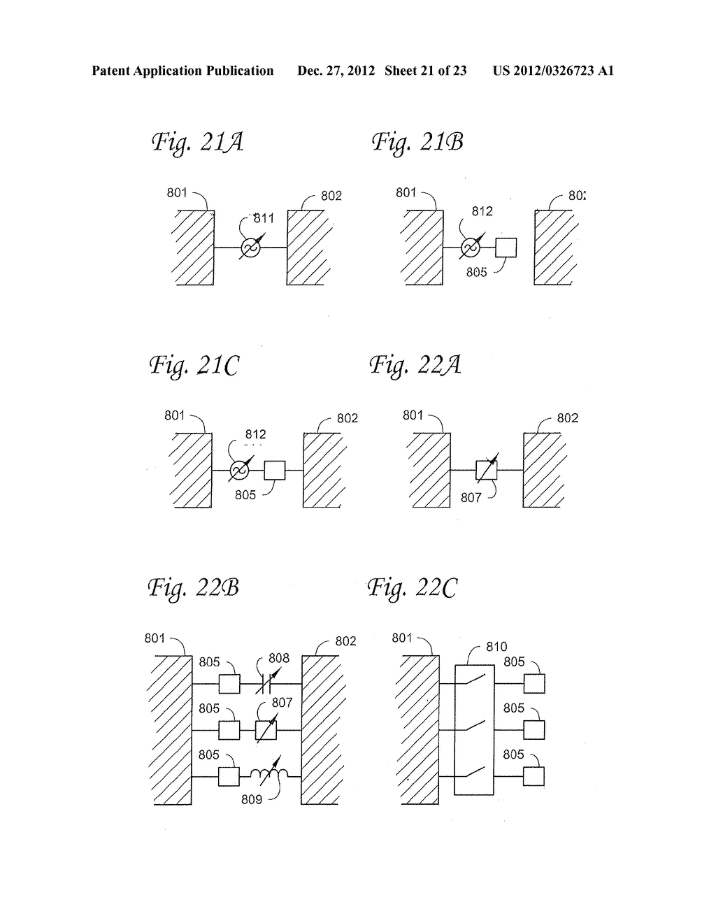 Apparatus and Method for Actively Balancing Impedance of A Resistivity     Measuring Tool - diagram, schematic, and image 22