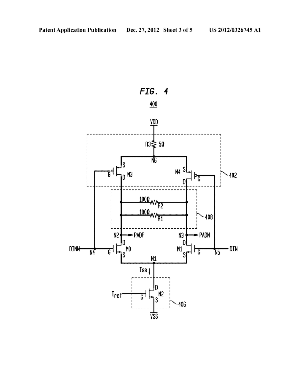 Current Output Buffer Circuit Schematic Diagram Mode Logic With Enhanced Swing And Image 1024x1320