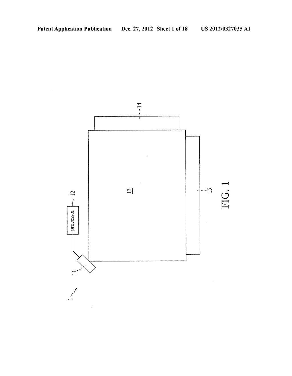 OPTICAL TOUCH SYSTEM AND IMAGE PROCESSING METHOD THEREOF - diagram, schematic, and image 02