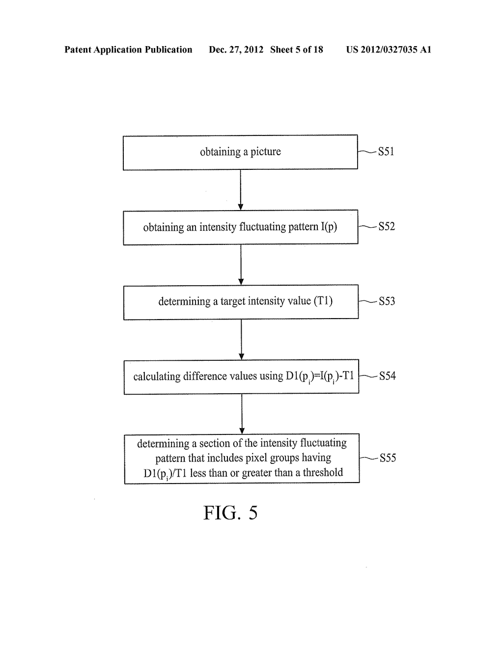 OPTICAL TOUCH SYSTEM AND IMAGE PROCESSING METHOD THEREOF - diagram, schematic, and image 06