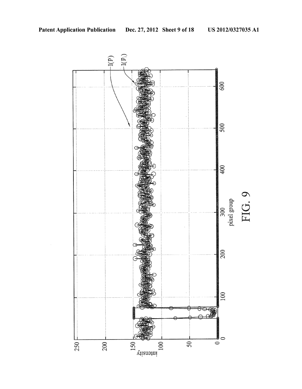 OPTICAL TOUCH SYSTEM AND IMAGE PROCESSING METHOD THEREOF - diagram, schematic, and image 10