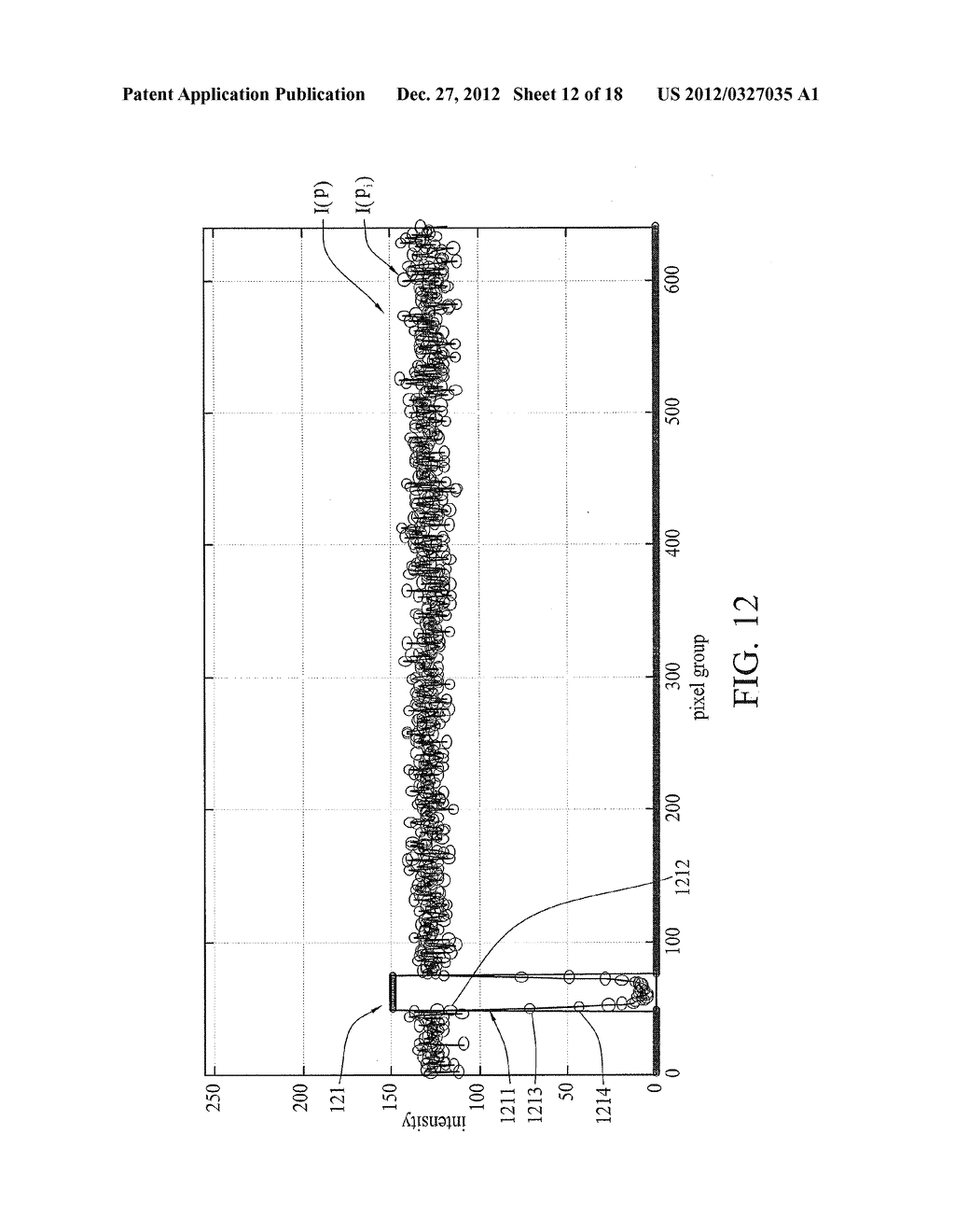 OPTICAL TOUCH SYSTEM AND IMAGE PROCESSING METHOD THEREOF - diagram, schematic, and image 13