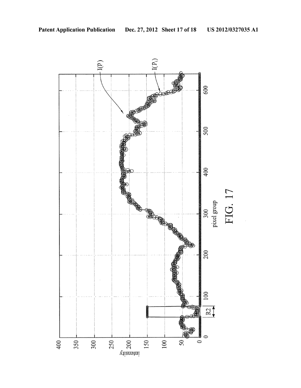 OPTICAL TOUCH SYSTEM AND IMAGE PROCESSING METHOD THEREOF - diagram, schematic, and image 18