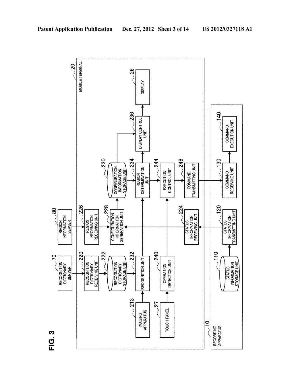 DISPLAY CONTROL APPARATUS, DISPLAY CONTROL METHOD AND PROGRAM - diagram, schematic, and image 04