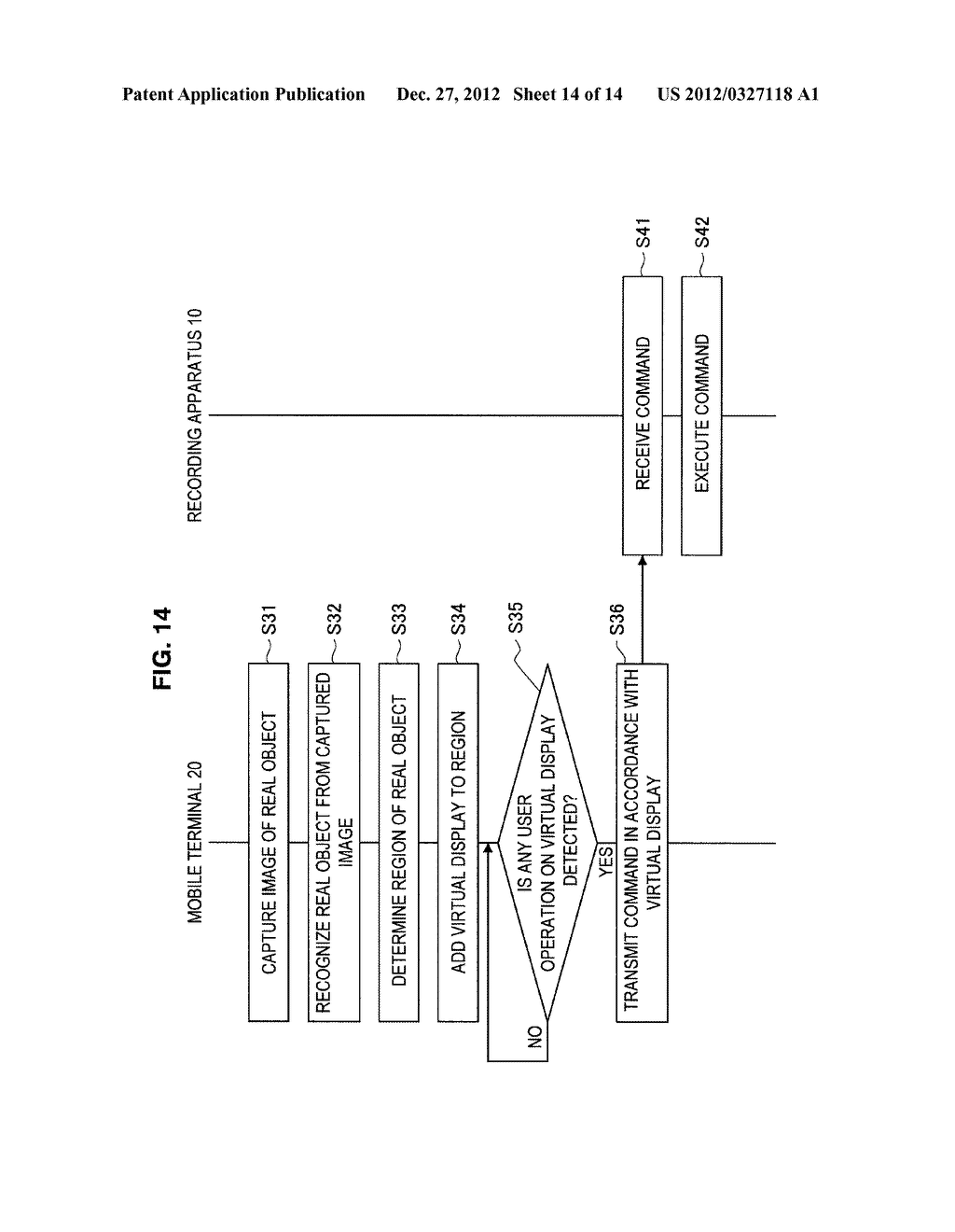 DISPLAY CONTROL APPARATUS, DISPLAY CONTROL METHOD AND PROGRAM - diagram, schematic, and image 15